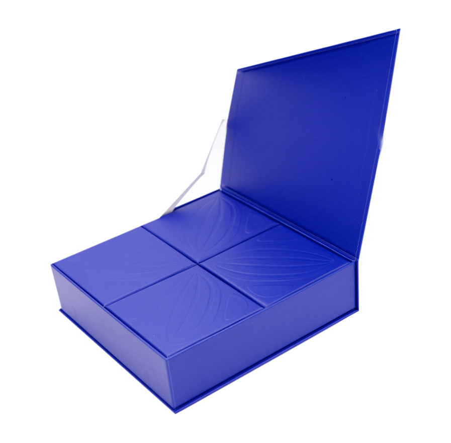 Boîte bleue