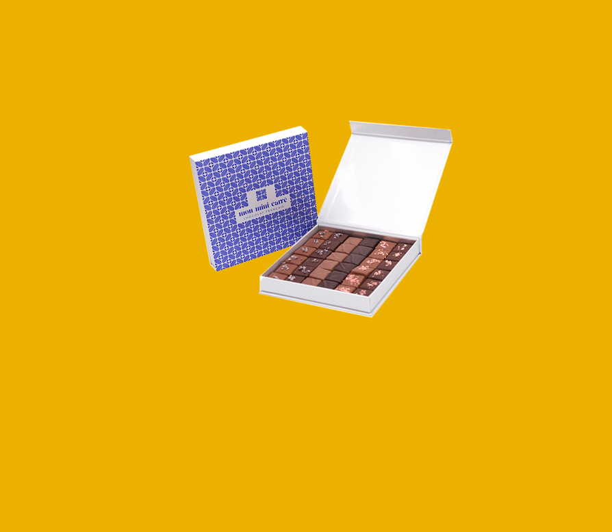 Coffret 29 chocolats